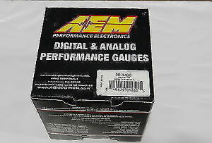 AEM 30-4406 30-35 PSI Boost Gauge
