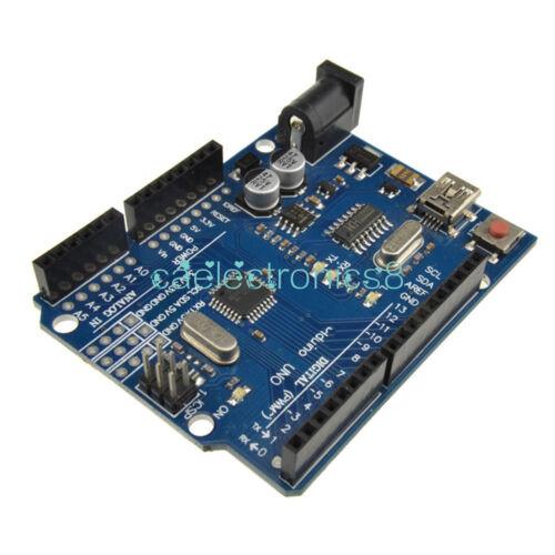 UNO R3 ATmega328P CH340 Mini USB Board for Compatible-Arduino CA