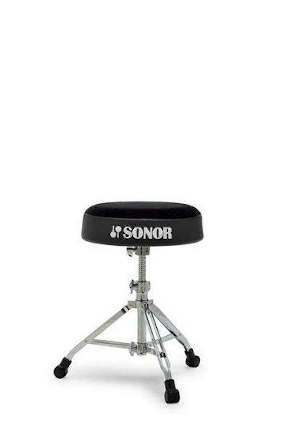 Sonor 6000 Series Drummer's Throne w  Round Seat