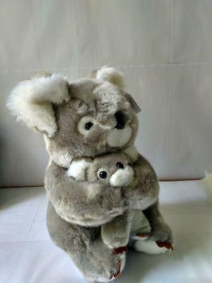 new plush kangaroo toy high quality stuffed kangaroo/&koala doll gift about 28cm
