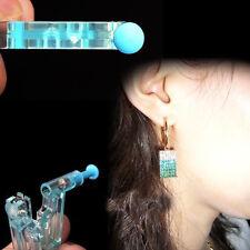 Pistolet auto-perforant jetable Sterile Painless Tool w// Earring Ear Stud Kit