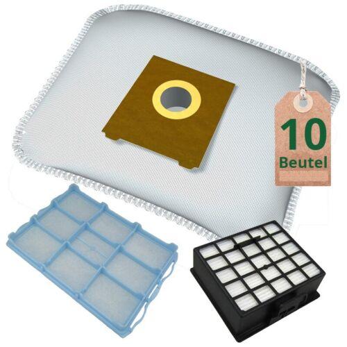 Filterset passend für Siemens VSZ4G1400//01 Z4.0 compressor Staubsaugerbeutel