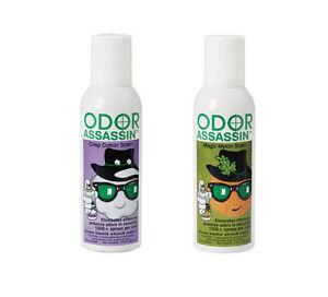 Image Is Loading Odor Assassin Natural Eliminator Deodorizer Bath Kitchen  8oz