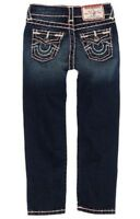 $150 NEW True Religion Jeans Big Kids Girls US 10 Julie Skinny Super T Pink CUTE