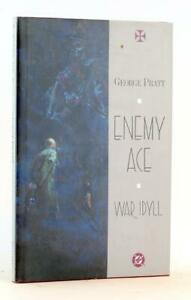 George-Pratt-amp-Andrew-Helfer-1998-Enemy-Ace-War-Idyll-Graphic-Novel-HC-w-DJ