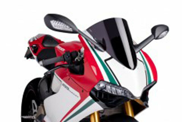 PUIG SCREEN R-RACER DUCATI 899 PANIGALE 14-15 BLACK