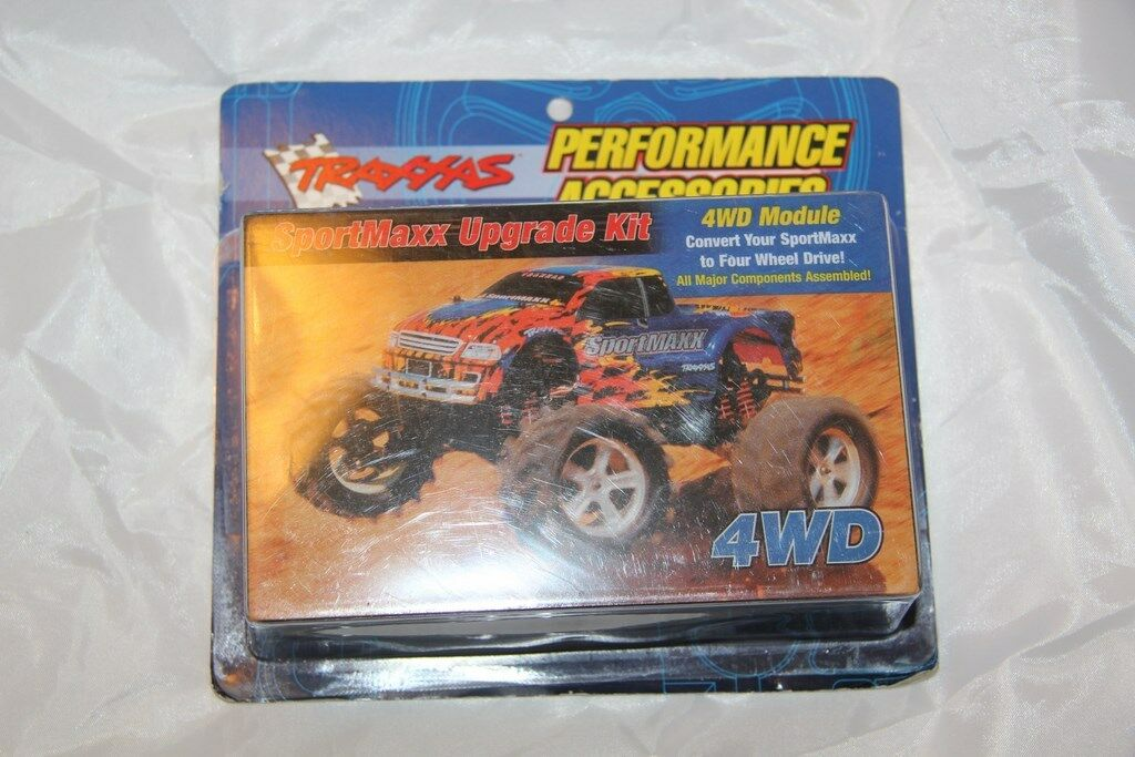 TRAXXAS - Kit 4WD pour Sport Maxx & S-Maxx REF 5191
