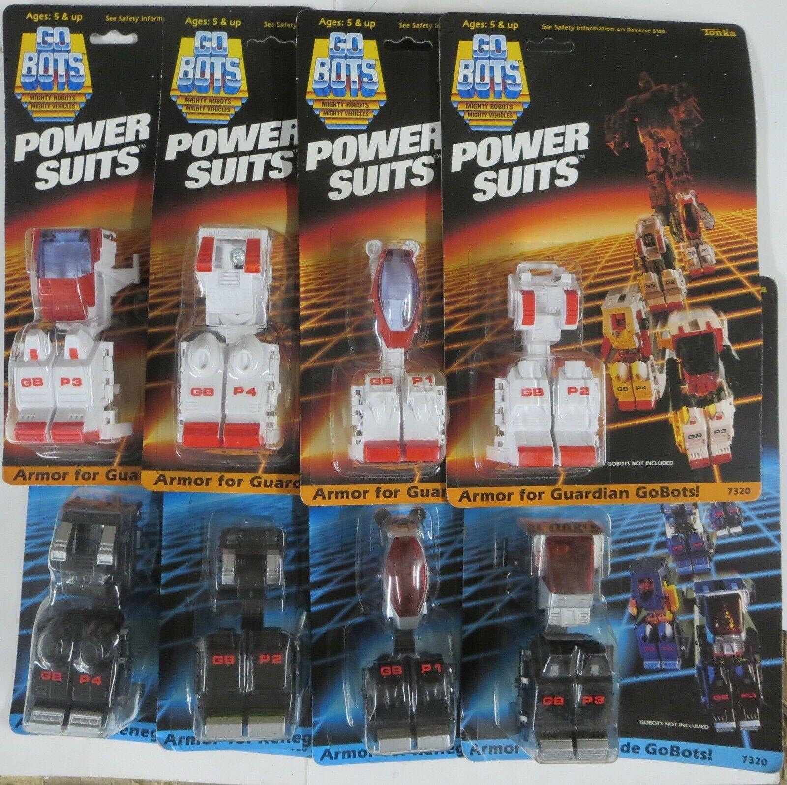 Go bots Power Costume   huit jouets, tous scellé dans emballage  Tonka  en ligne au meilleur prix
