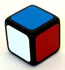 1x1 Rubik's Cube 1x1x1 Rubix-afficher Le Titre D'origine Soyez Amical Lors De L'Utilisation