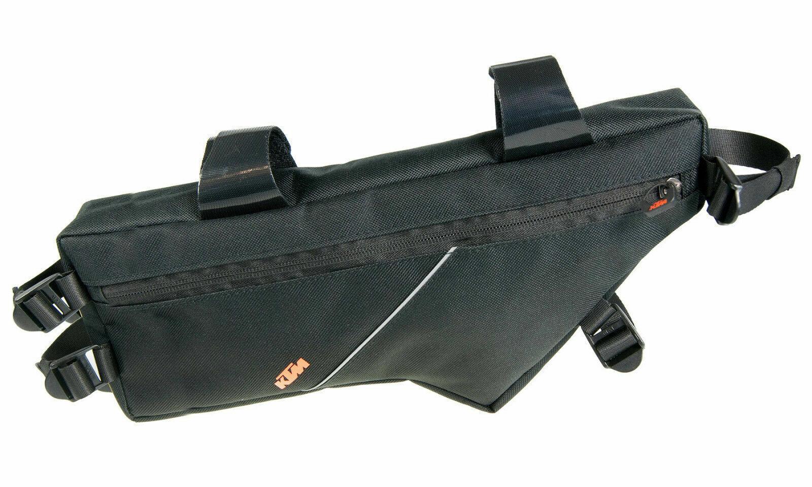 KTM Rahmentasche Tour M schwarz  410mm (8-018)
