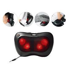 Shiatsu Deep Kneading Massager Neck Shoulder Leg Massage Pillow, Birthday Gift