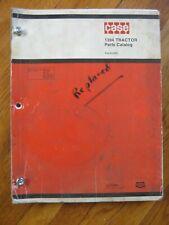 Case 1394 Tractor Parts Catalog Original 8 2200