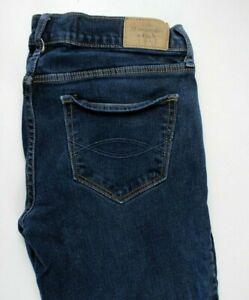 Abercrombie & Fitch Perfect Stretch Womens Jeans Sz 4 Reg 27 x 33
