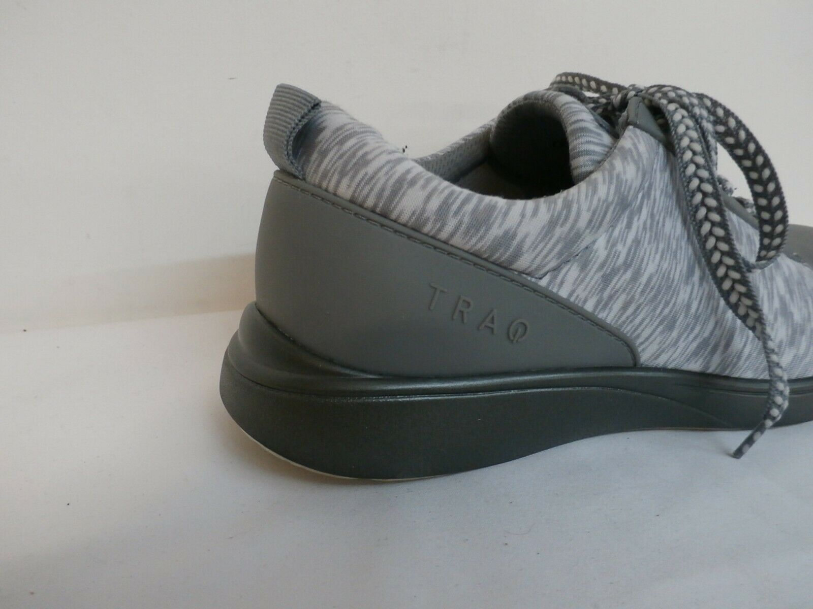TRAQ by Alegria Lace Up Sneakers Qest Qest Qest GREY (w