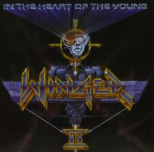 Winger In The Heart Of The Young CD NEW SEALED 1990 Metal Kip