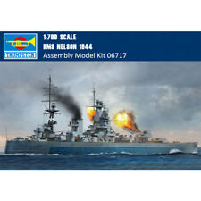 Trumpeter 6717 HMS Nelson 1944 in 1:700