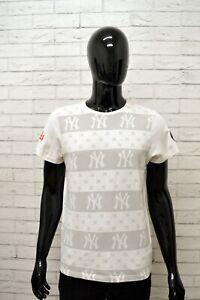 Maglia-COOPERSTOWN-Uomo-Taglia-Size-XS-Maglietta-Shirt-Man-Cotone-Manica-Corta