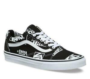 Vans OLD SKOOL - Logo Mix Shoes (NEW