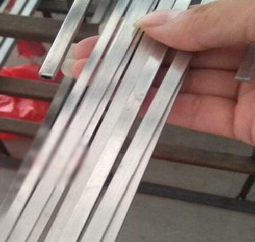 US Stock 5mm x 40mm x 330mm 13 inch 304 Stainless Steel Flat Bar Sheet