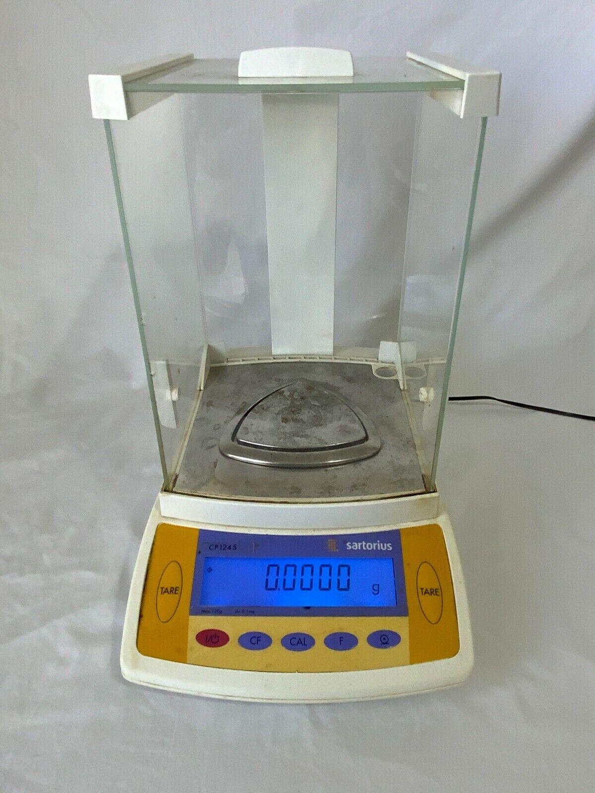 Instant delivery Sartorius CP124S Competence CP Laboratory