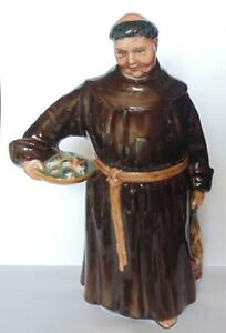 royal doulton character figure the jovial monk hn2144 ebay