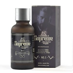 Bartöl Vanille oder Zedernholz oder Cocos Beard Oil Bartpflege Made in Germany