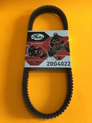 Gates Drive Belt 1996-1999 Polaris Xplorer 300 4x4 G-Force CVT Heavy Duty yr