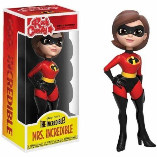 Elastigirl NEUVE Figurine Rock Candy The Incredibles Les Indestructibles