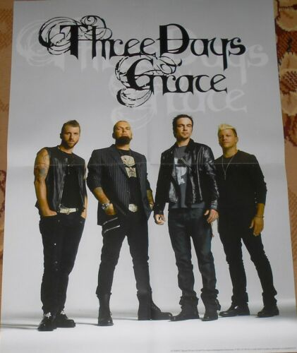 Three Days Grace A2 Maxi Poster