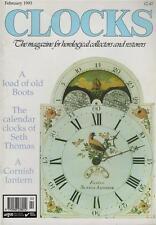 CLOCKS -  Calendar Clocks  Seth Thomas. Rare Cornish Lantern. Waralarm   c2.445
