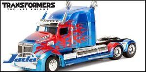 Jada-Toys-1-24th-Transformers-5-el-ultimo-caballero-bumbvlebee-Diecast-modelo-coches