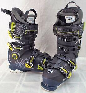 Details about Salomon X Pro 120 Used Men's Ski Boots Size 24.5 #174223