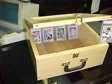 Baseball/sportscard/ storage case /graded or ungraded G Baseball Football