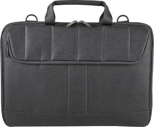 """Insignia- Laptop Sleeve for 15.6"""" Laptop - Black"""