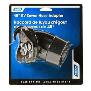 Camco 39403 45 Degree Hose Adapter