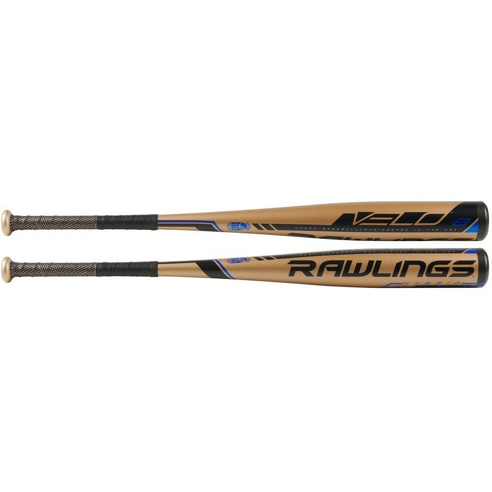 2019 Rawlings Velo -8 USSSA 2 5/8″ Alloy Baseball Bat Bat Baseball UT9V8 30/22 965f3b