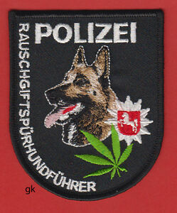 Puppy german shepherd k9 unit patches