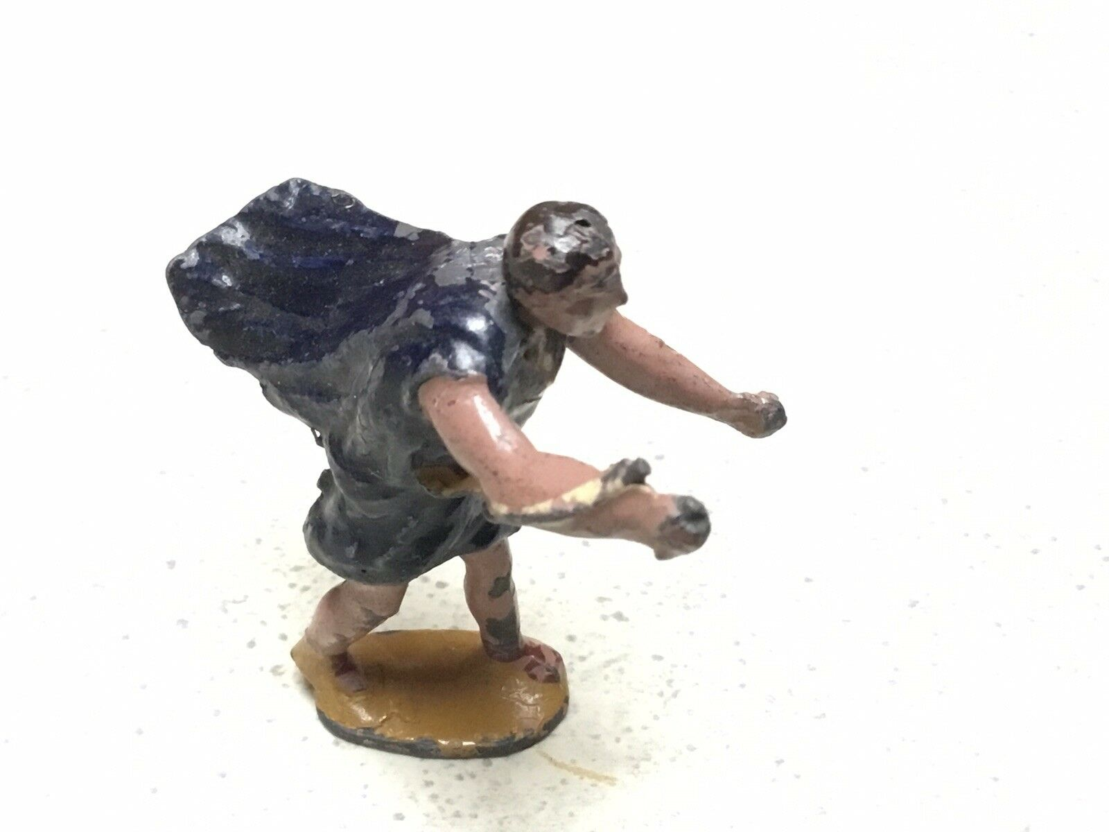 Taylor And Barrett, T & B, Chariot Driver , (my Ref Or 622') Metal Lead, Damaged
