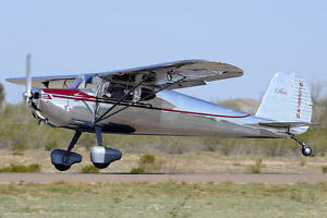 Details about 1/4 Scale Cessna 140 96 inch wing span Giant Scale RC  AIrplane Printed Plans