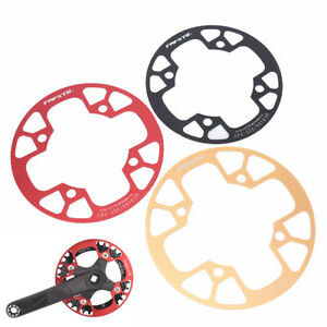 Bike-Crank-Protector-104BCD-Chainring-Protection-Cover-Bicycle-Crankset-Guard-hi