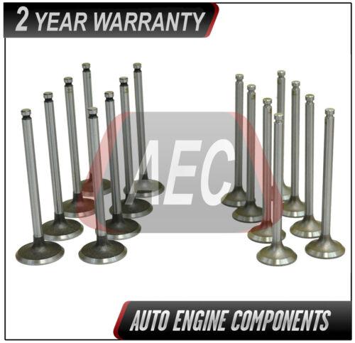 Intake /& Exhaust Valve Fits  Pontiac Grand Am 2.3 L OHC  #VS097
