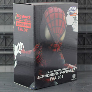 The-Amazing-Spider-Man-2-Spider-Man-Egg-Attack-EAA-001-Action-Figure-Model-Toy