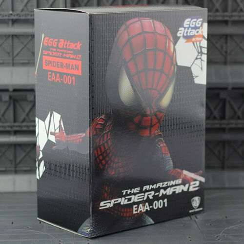 The Amazing Spider-Man 2 Spider-Man Egg Attack EAA-001 Action Figure Model Toy