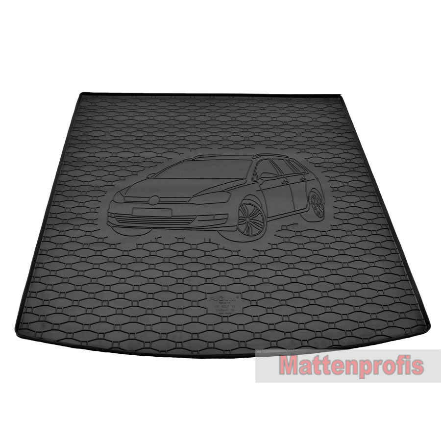 MP Gummimatten Gummifußmatten TPE 3D für VW Passat 3G B8 Variant ab Bj.08//2014