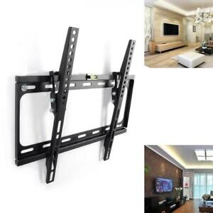 SUPPORT-BRACKET-WALL-TV-LCD-PLASMA-FROM-32-034-TO-65-034-inch-max-99lbs-new-hot
