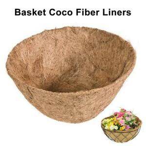 Coconut-Coco-Coir-Fiber-Replacement-Pot-Pad-Garden-Wall-Hanging-Basket-Liners