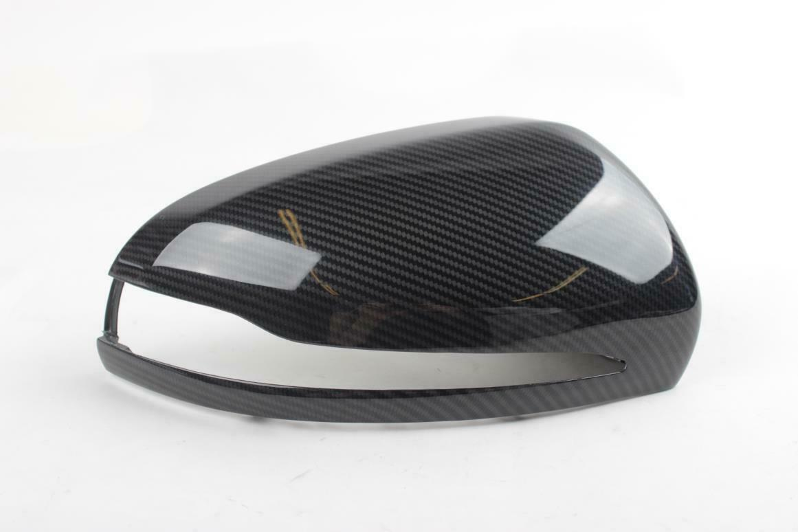 Mercedes C43 C63 AMG Right Side Mirror Carbon Fiber Cover A0998109200