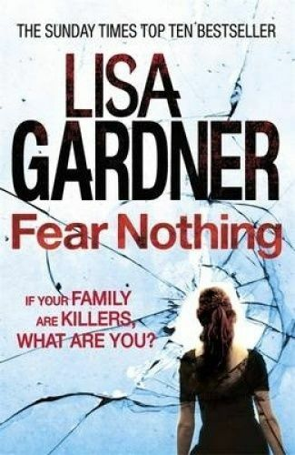 1 of 1 - NEW Fear Nothing By Lisa Gardner Paperback Free Shipping