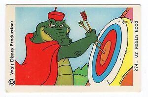 1970s-Sweden-Swedish-Walt-Disney-Card-Captain-Crocodile-of-the-Guard