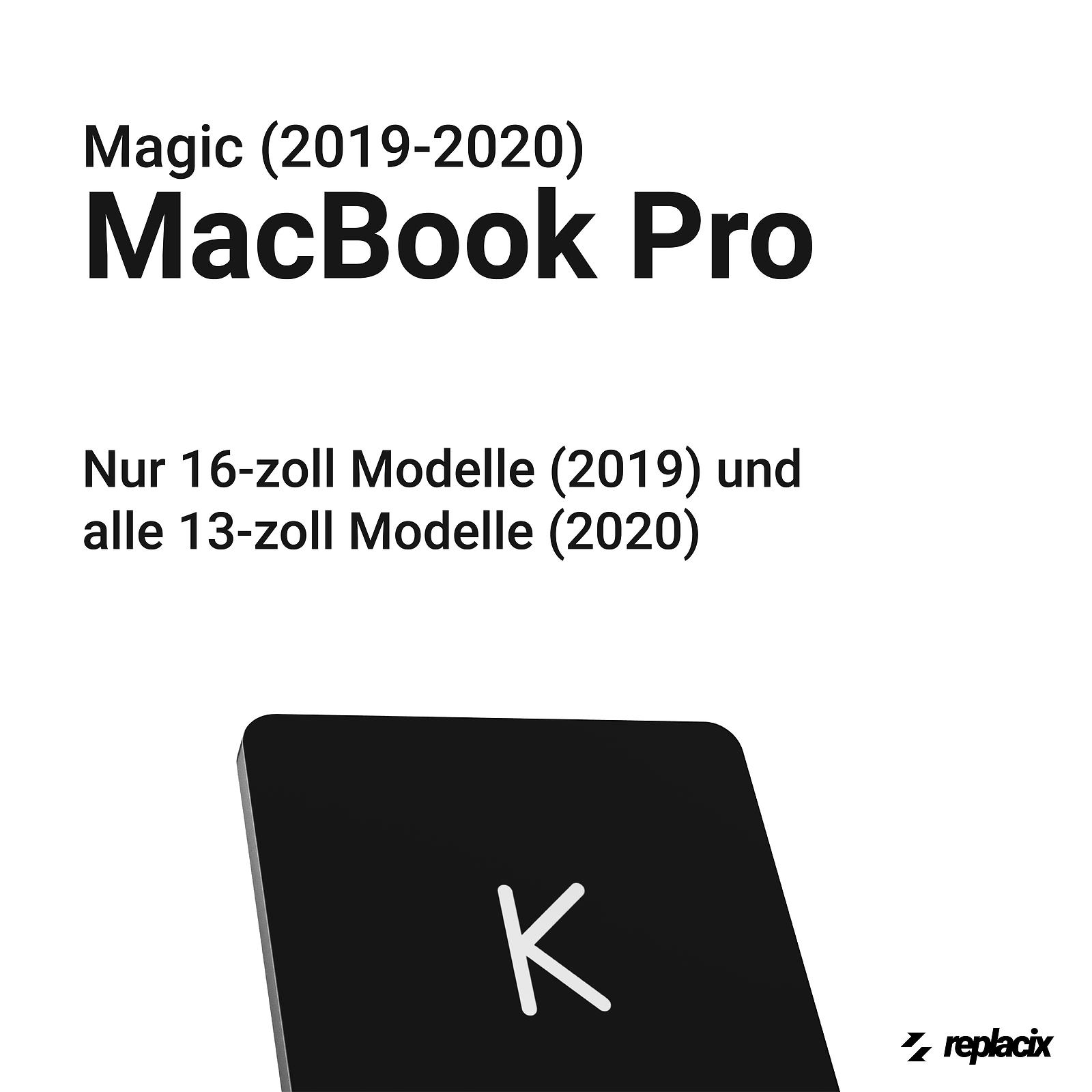 Replacement Button MacBook Pro Magic 13